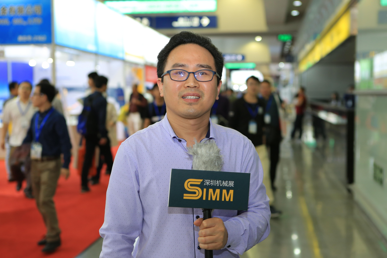 SIMM2017富士康作为代表观众企业采访片段