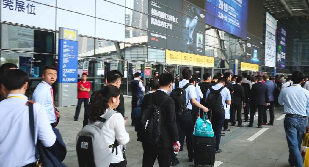 第二十届深圳国际机械制造工业展览现场亮点回顾